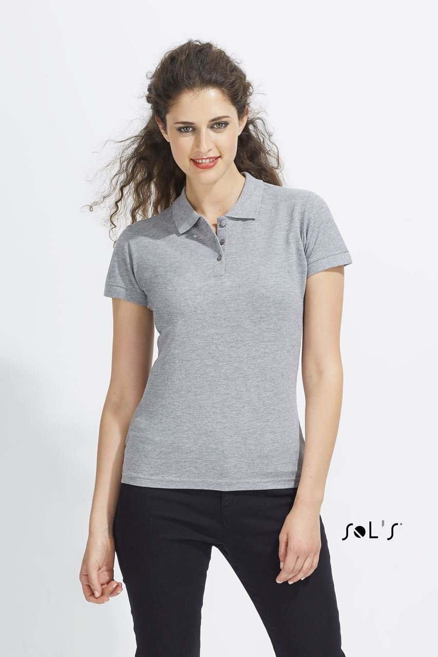 Tricou polo dama Perfect
